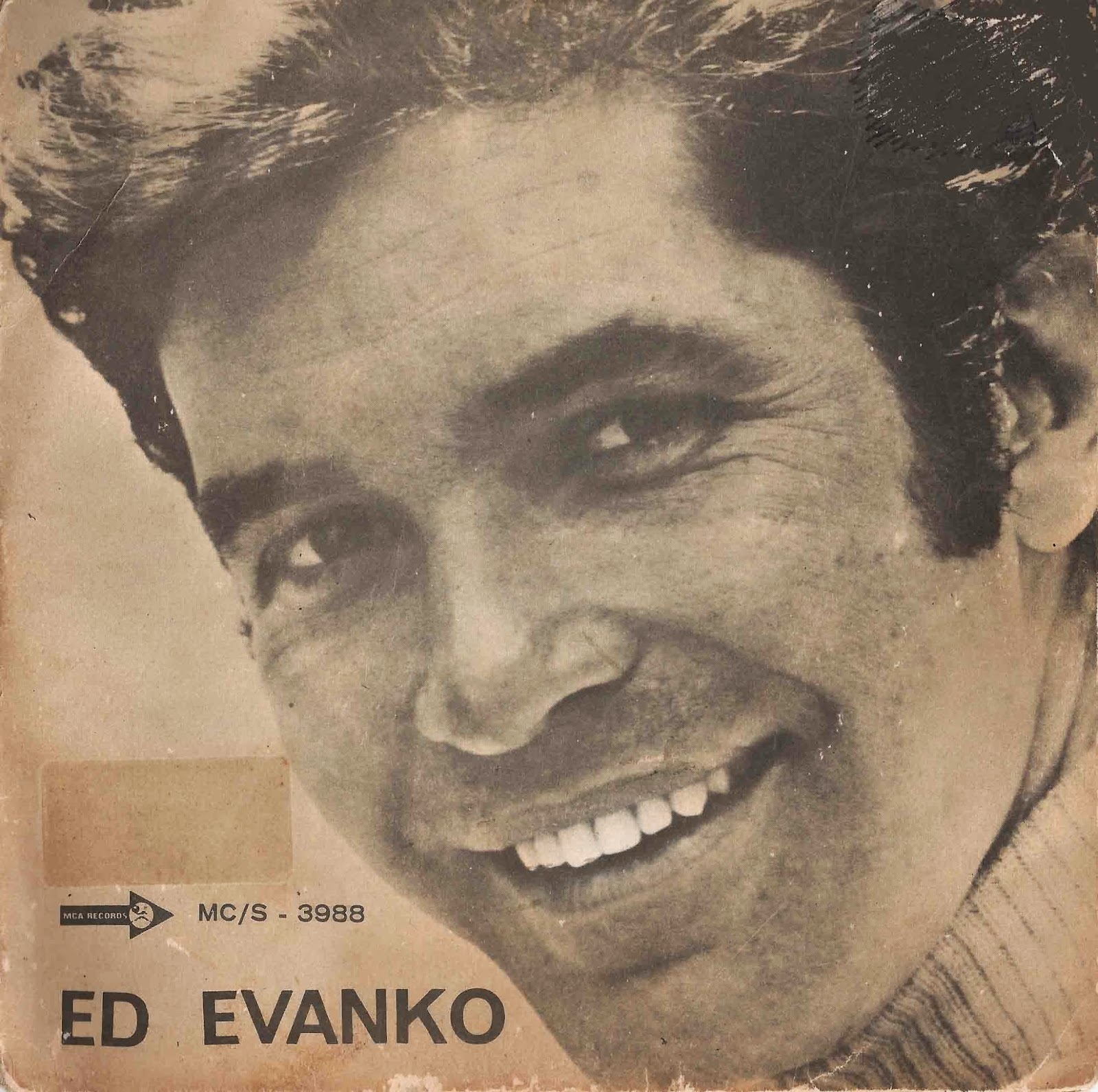 Ed Evanko - Let her go_capinha